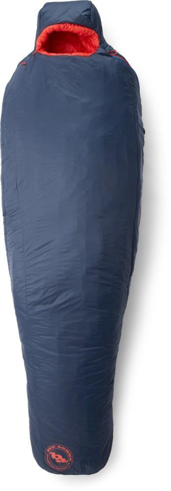photo: Big Agnes Newcomb 0 3-season synthetic sleeping bag