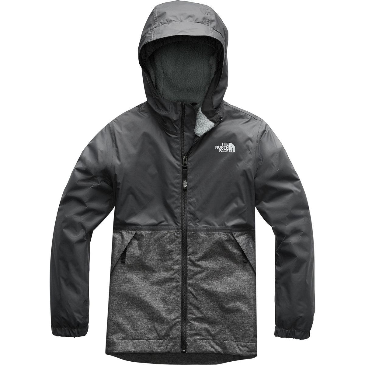 photo: The North Face Boys' Warm Storm Jacket waterproof jacket