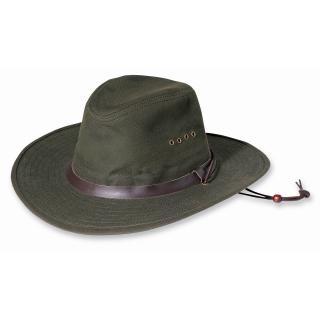 Filson Shelter Cloth Bush Hat