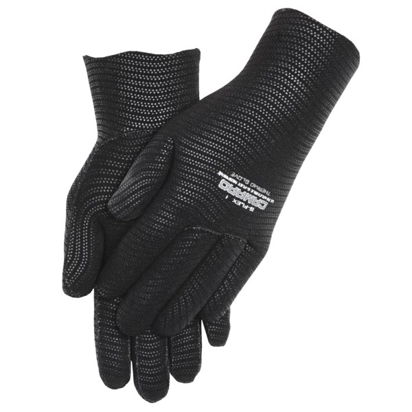 photo: Camaro G-Flex Gloves wet suit