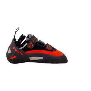 photo: evolv Bandit SC climbing shoe