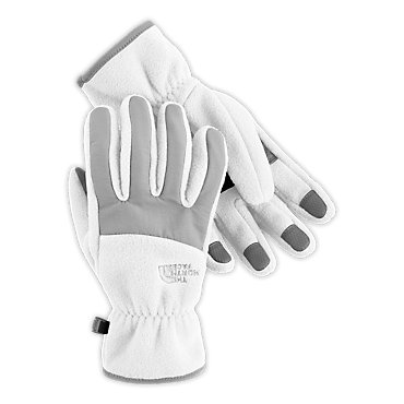 photo: The North Face Women's Denali Glove fleece glove/mitten