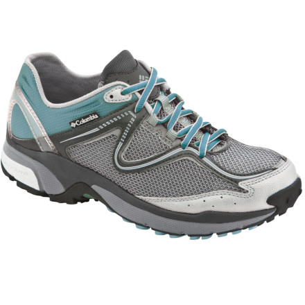 photo: Columbia Women's Ravenous trail running shoe