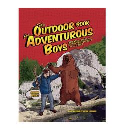Lyons Press The Outdoor Book for Adventurous Boys