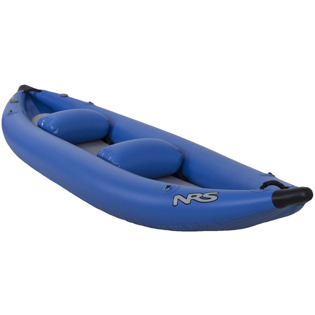 photo: NRS Outlaw II inflatable kayak
