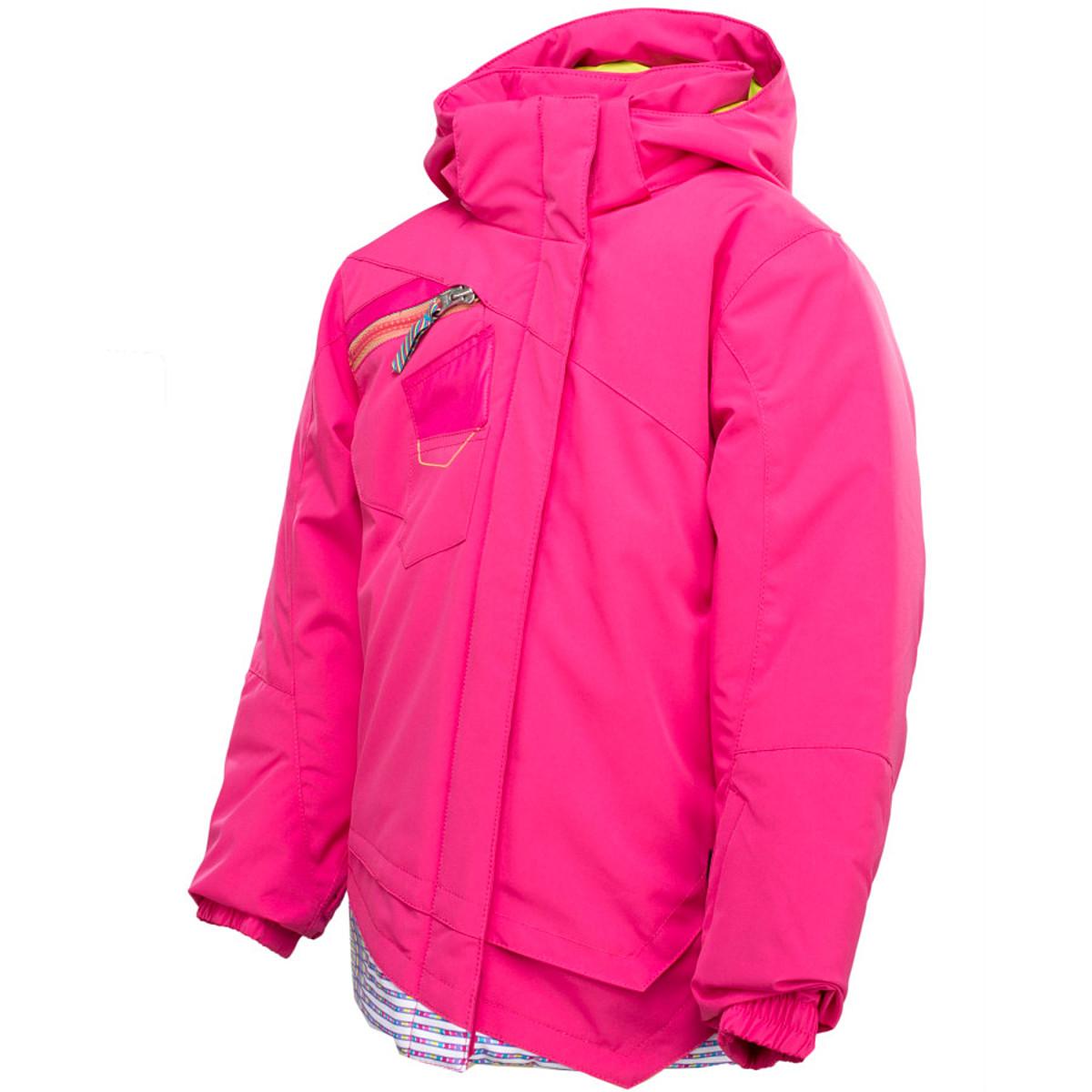 photo: Spyder Bitsy Mynx Jacket snowsport jacket