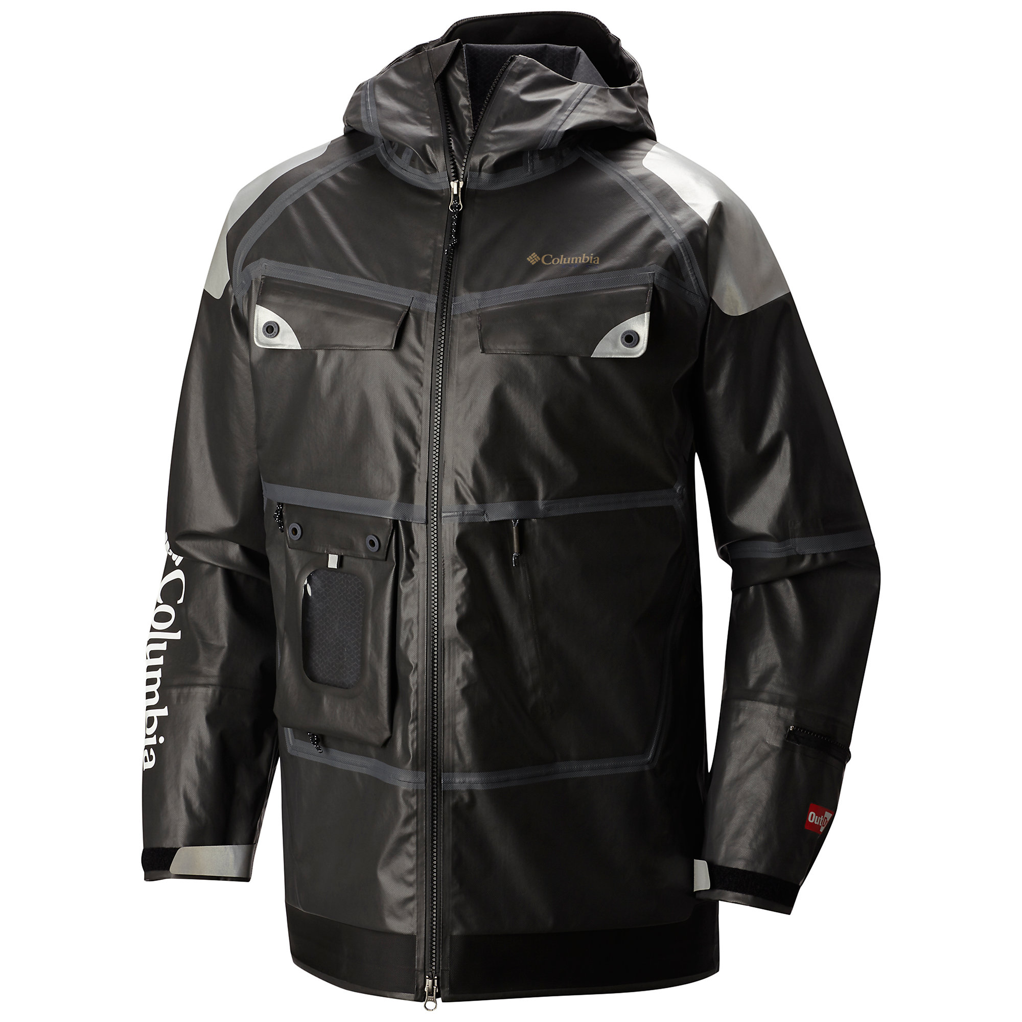 Columbia PFG Force 12 Jacket