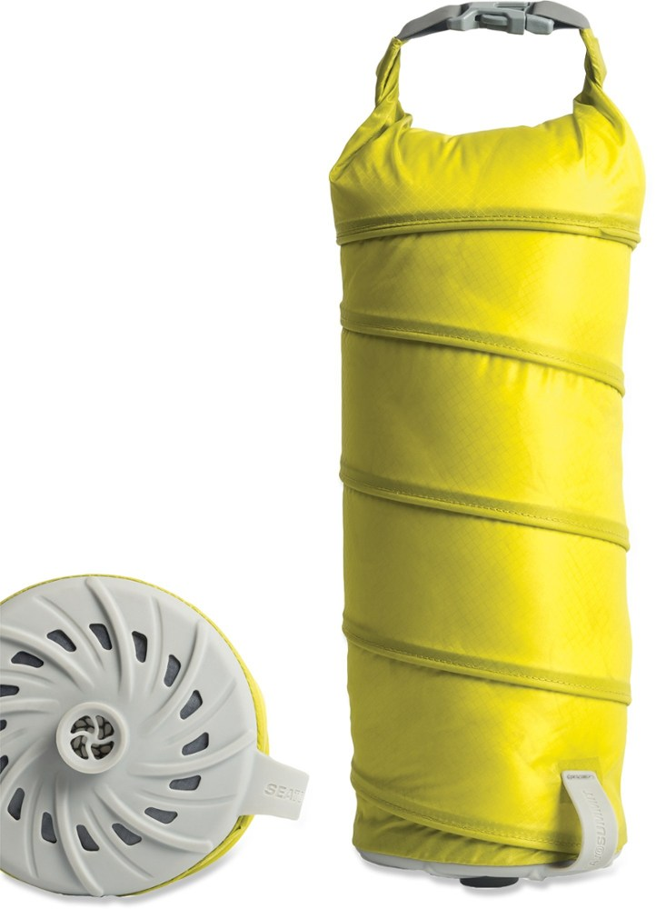 photo: Sea to Summit Jet Stream Pump Sack sleeping pad accessory