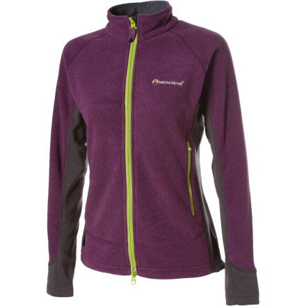 photo: Montane Liberty Jacket fleece jacket