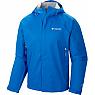 photo: Columbia Men's Sleeker Rain Jacket