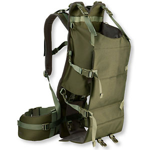 llbean hunters carryall pack