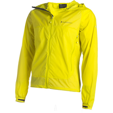 photo: Peak Performance Men's Nominal Jacket wind shirt