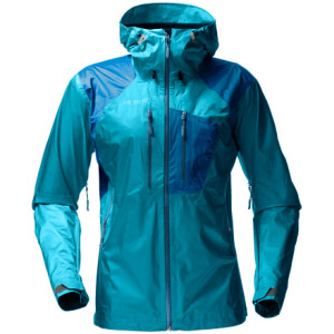 photo: Norrona Women's Bitihorn Dri1 Jacket waterproof jacket