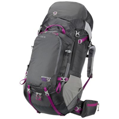photo: Mountain Hardwear Lani 60 weekend pack (3,000 - 4,499 cu in)