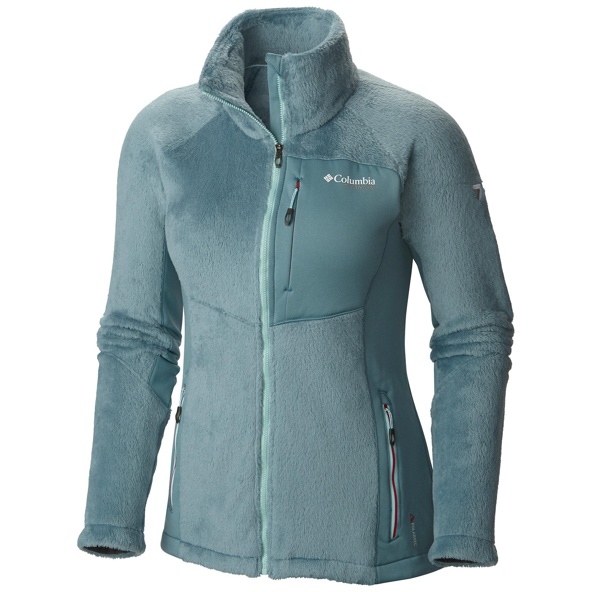 Columbia Polar Pass Fleece Jacket