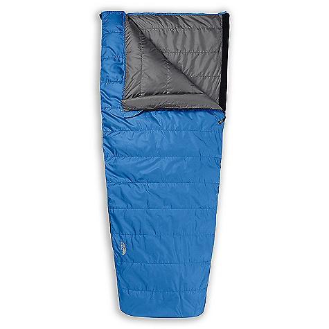 photo: GoLite Adventure 3-Season Vario Semi-Rectangular warm weather down sleeping bag