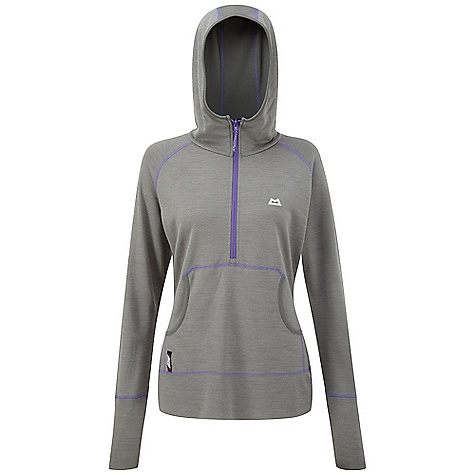 Mountain Equipment Calico Hooded Zip Tee