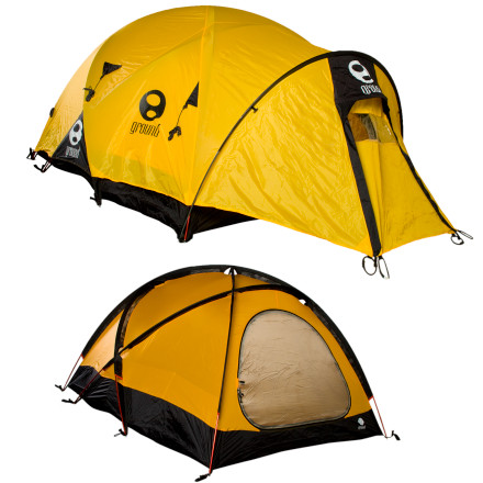 Ground High Camp 3P/4S