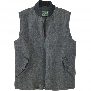 photo: Woolrich Bear Claw Vest wool vest