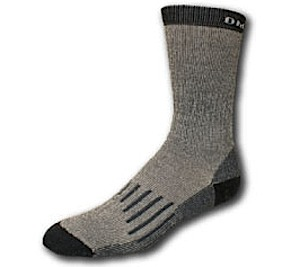 photo of a Omni-Wool hiking/backpacking sock