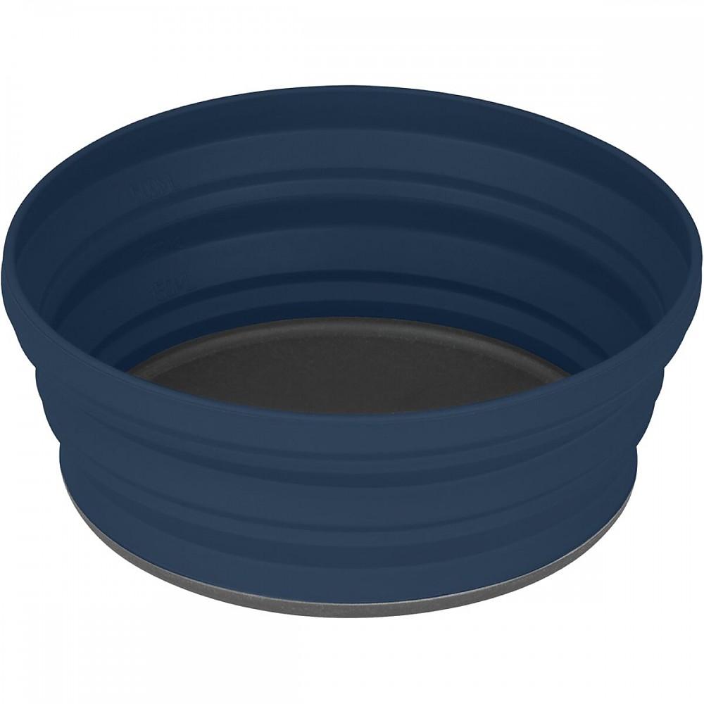 photo: Sea to Summit X-Bowl plate/bowl