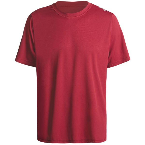 photo: Saucony Transit Short Sleeve short sleeve performance top