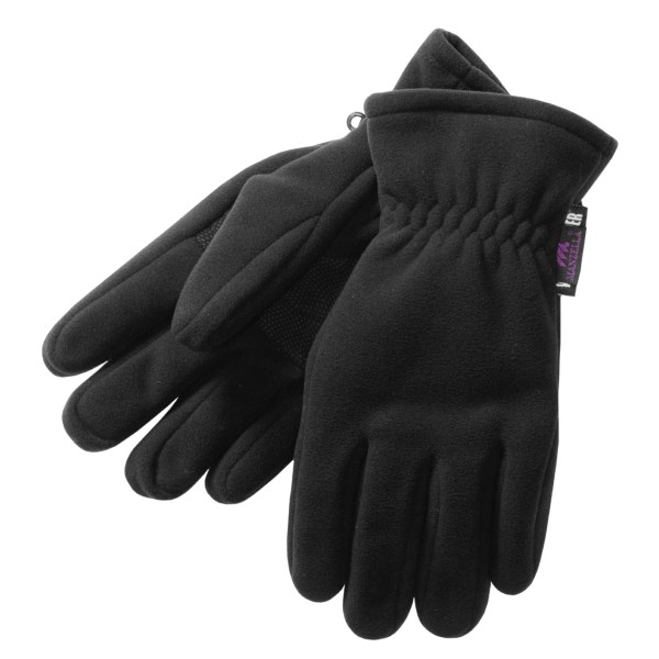 photo: Manzella Insulated Fleece Gloves fleece glove/mitten