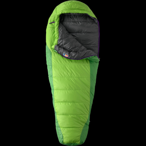 photo: Marmot Sunset 30 3-season synthetic sleeping bag