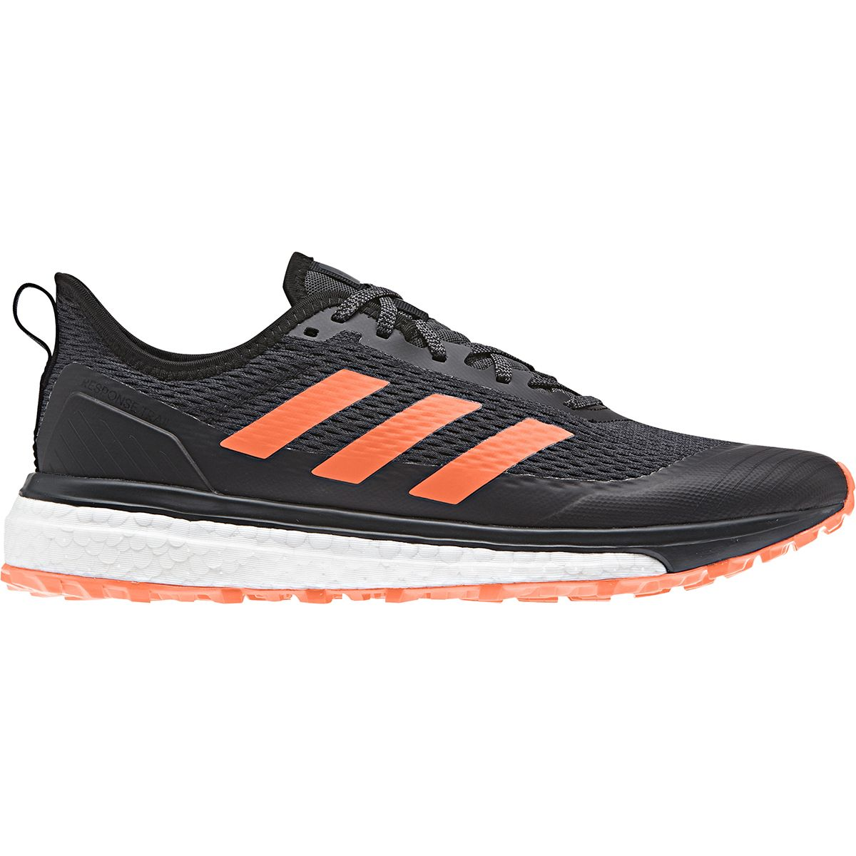 photo: Adidas Response Boost trail running shoe