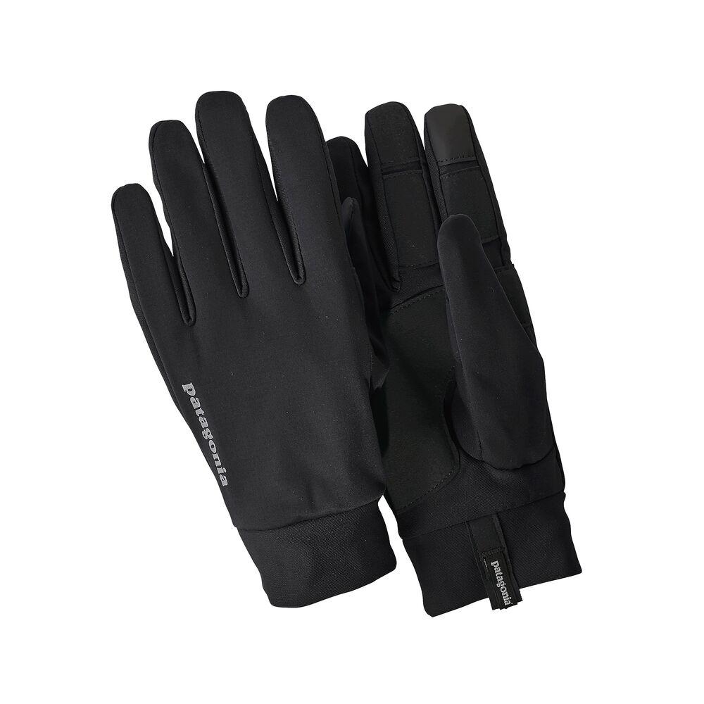 photo: Patagonia Wind Shield Gloves fleece glove/mitten
