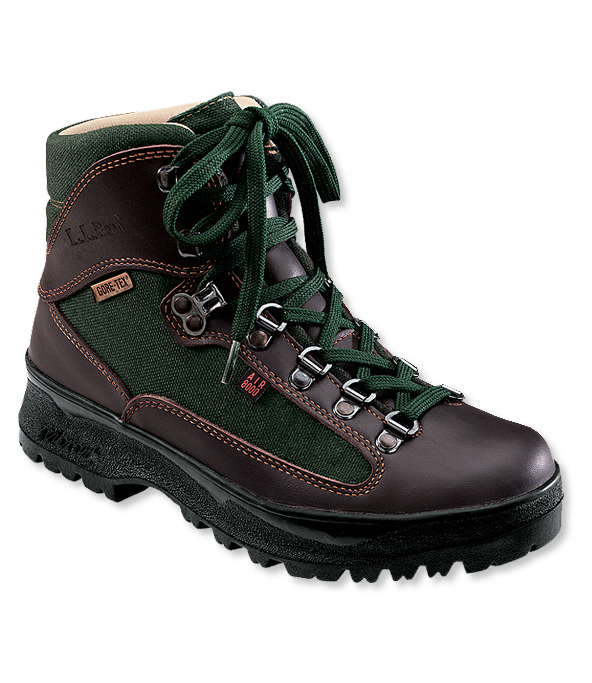 L.L.Bean Gore-Tex Cresta Hiker, Leather/Fabric
