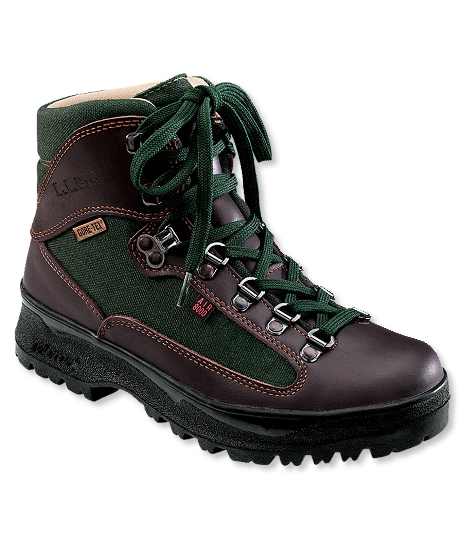 L.L.Bean Gore-Tex Cresta Hiker, Leather/Fabric
