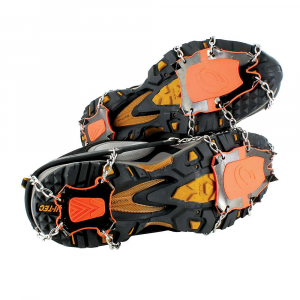 photo of a Yaktrax traction device