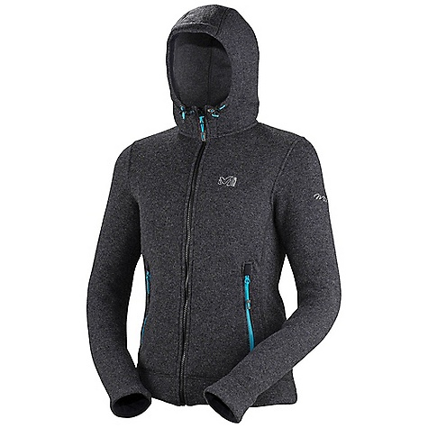 photo: Millet LD Iceland Hoodie fleece jacket