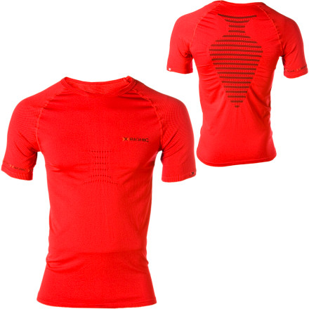 photo: X-Bionic Running Speed Shirt Short-Sleeves short sleeve performance top