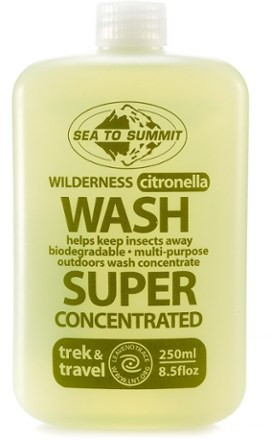 photo: Sea to Summit Citronella Wilderness Wash soap/cleanser
