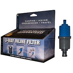 photo: Sawyer 3-Way Water Filter bottle/inline water filter