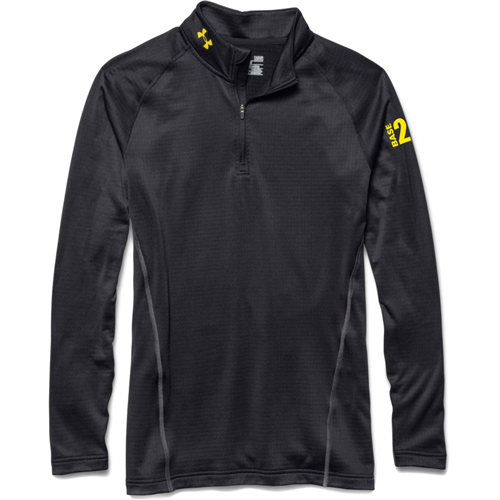 photo: Under Armour Men's Base 2.0 1/4 Zip base layer top