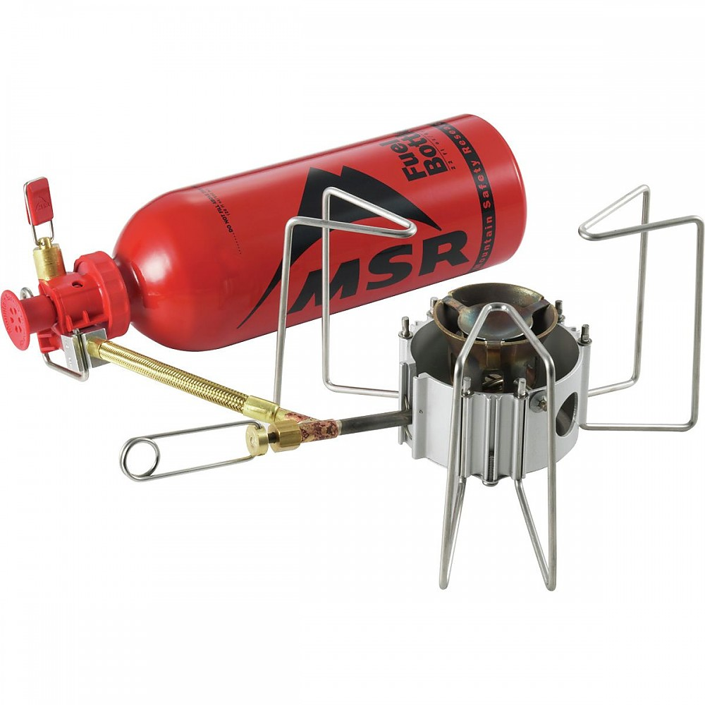 photo: MSR DragonFly liquid fuel stove