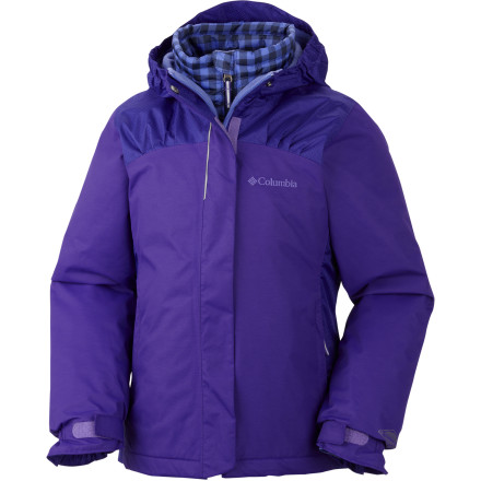 photo: Columbia Whirli Diva Interchange component (3-in-1) jacket