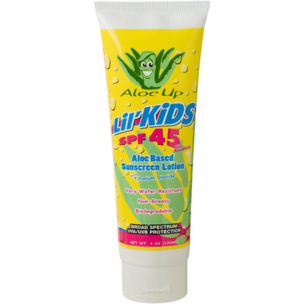 Aloe Up Lil' Kids SPF 45