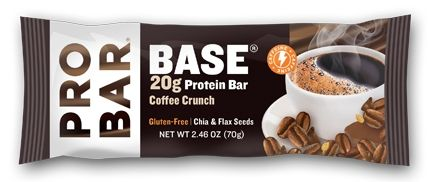 photo: ProBar Coffee Crunch Base Bar nutrition bar