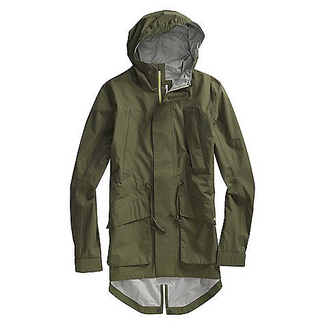 photo: Burton 2.5L Hendrix Jacket waterproof jacket