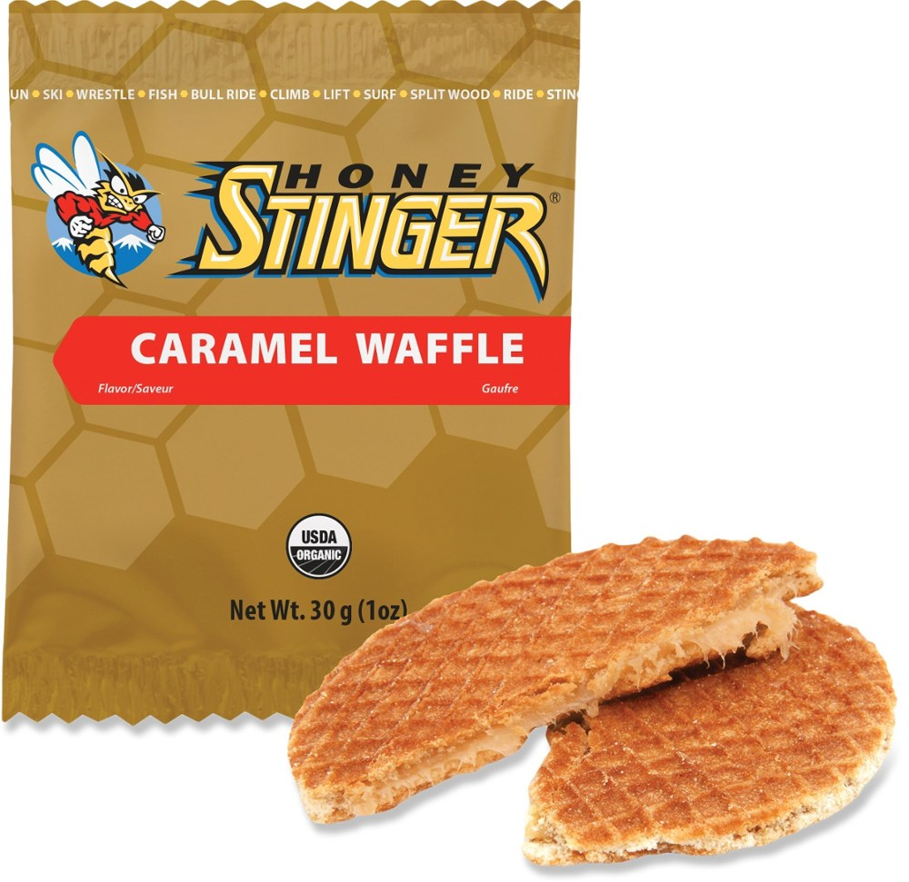 photo: Honey Stinger Organic Waffle nutrition bar