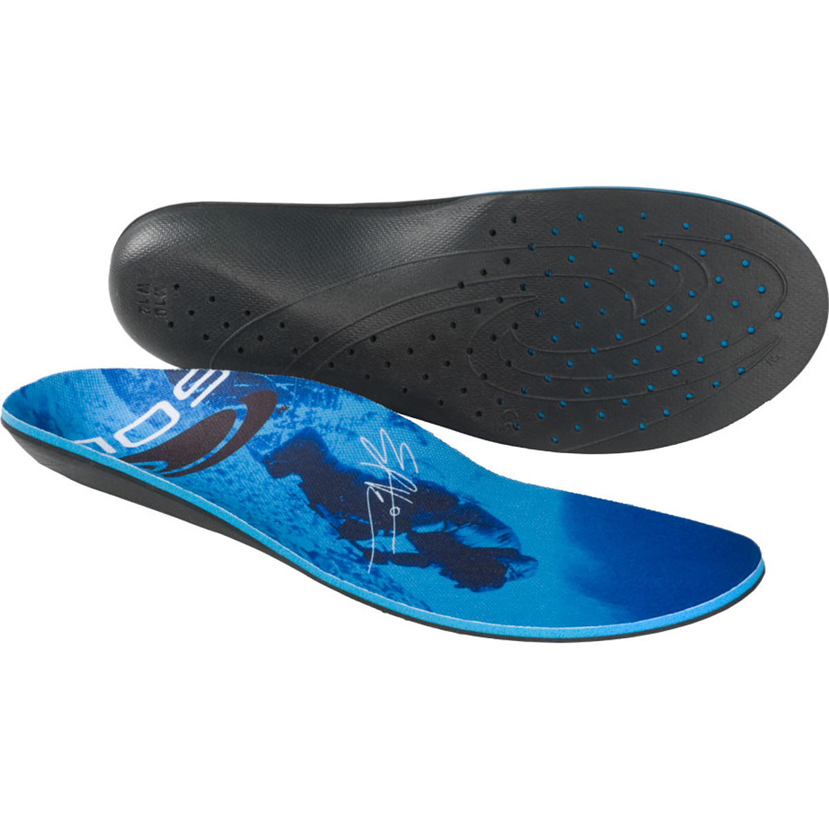 photo: Sole Signature EV Series Footbed insole