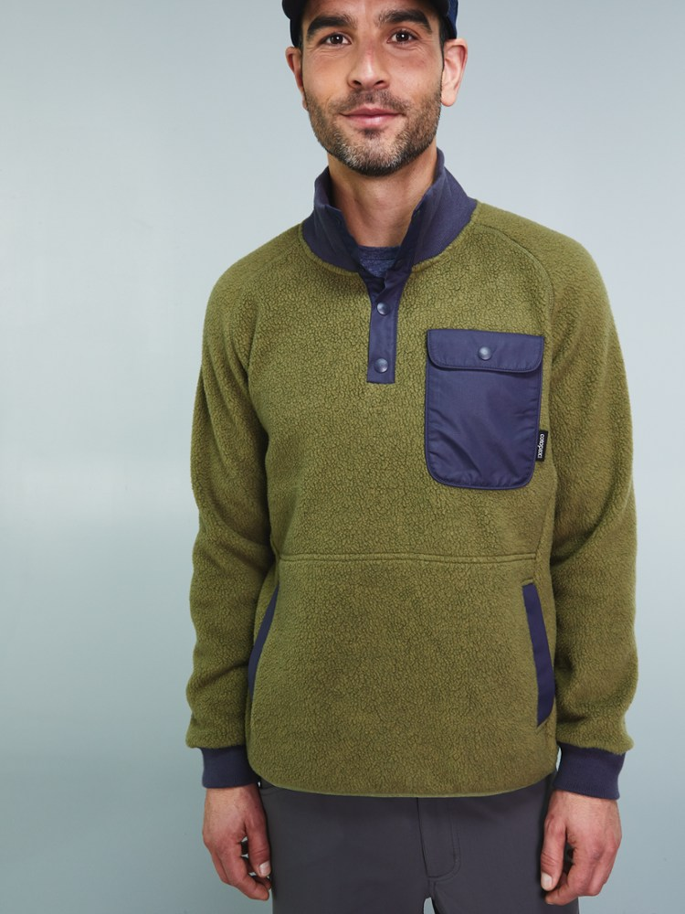 Cotopaxi Cubre Pullover Fleece