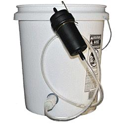 photo: Sawyer Point Zero Two Purifier with Bucket Adapter water purifier