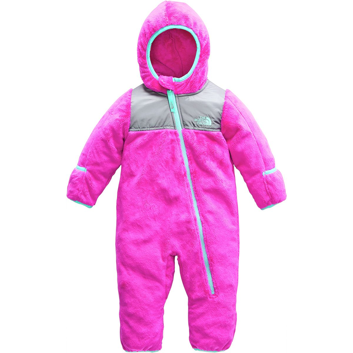 photo: The North Face Oso One Piece kids' snowsuit/bunting