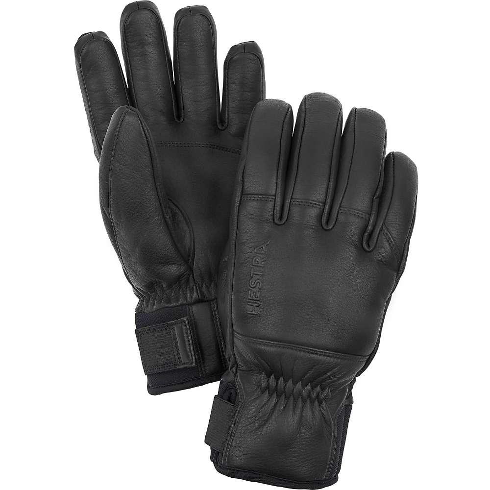 photo: Hestra Heli Ski De Cuir insulated glove/mitten