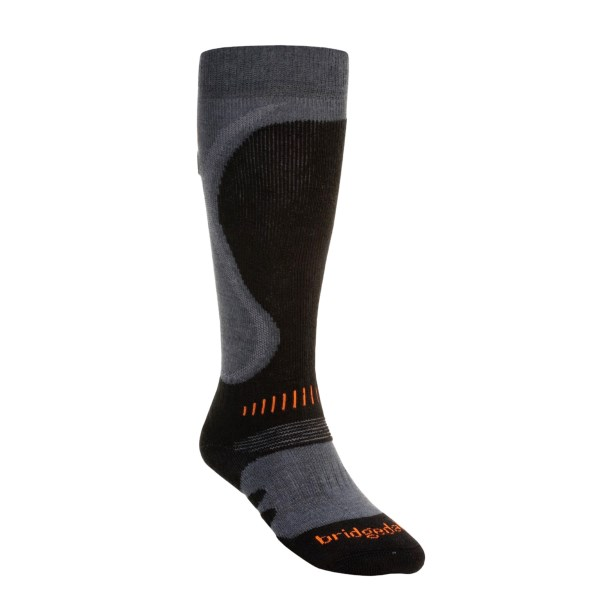 photo: Bridgedale Heel Fit snowsport sock